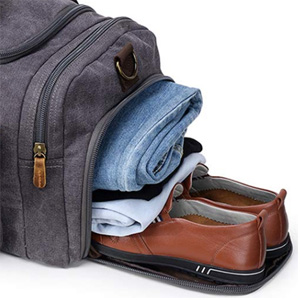EXCLUSIVE SHOES& LAUNDRY COMPARTMENT