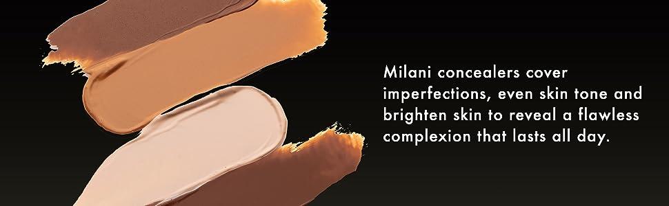 Milani Concealers