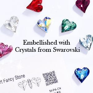 Crystals from Swarovski