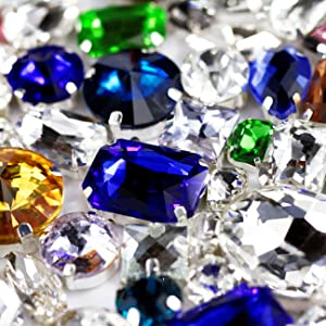 swarovski crystal crystals loose stone clear brilliant sparkle shimmer shine round faceted gemstone