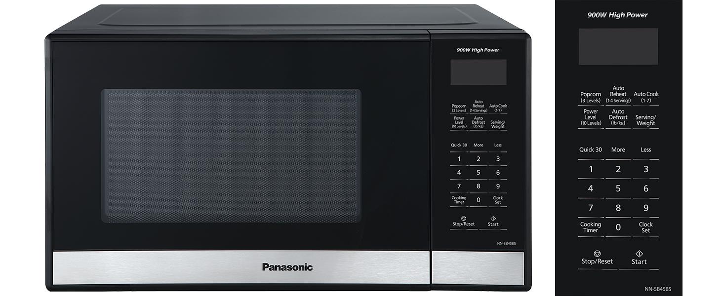 Mua Panasonic Microwave Oven Nn Sd372s Stainless Steel