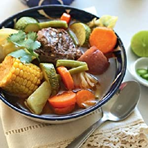 CALDO DE RES Beef and Vegetable Soup