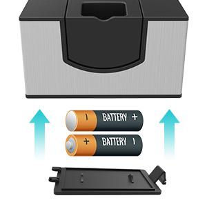 add battery