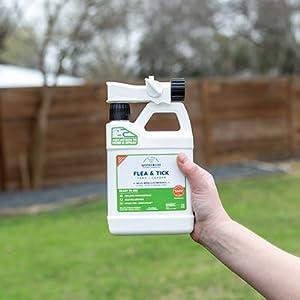 naturally derived cedar organic ingredients yard